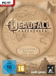 Nordic Games Deadfall Adventures - Collectors Edition (PC)