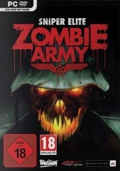 Sniper Elite: Zombie Army (PC)