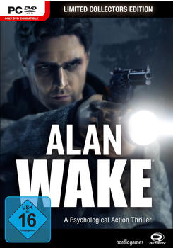 Nordic Games Alan Wake - Limited Collectors Edition (Download) (PC)