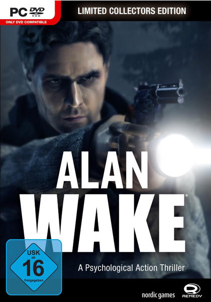 Alan Wake: Limited Collectors Edition (PC)