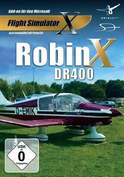 Robin DR 400 X (Add-On) (PC)