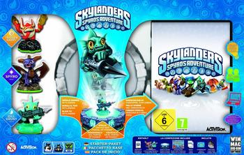 Skylanders: Spyro's Adventure - Starter Pack (PC/Mac)