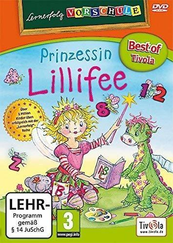 Tivola Lernerfolg Vorschule Prinzessin Lillifee (Best of Tivola) (PC)