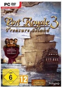 Port Royale 3: Treasure Island (Add-On) (PC)