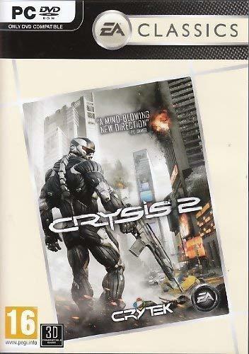 Microsoft Crysis 2 (Classics) (PEGI) (PC)