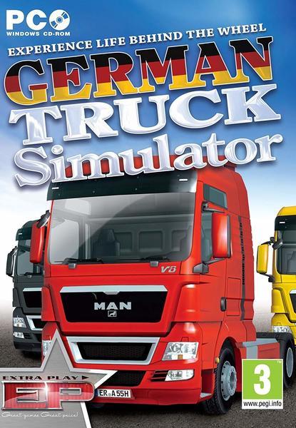 Excalibur German Truck Simulator (Extra Play) (PEGI) (PC)