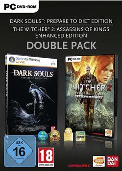 Bandai Namco Entertainment 2 in 1 - The Witcher 2 - Enhanced Edition + Dark Souls - Prepare to die Edition (PC)