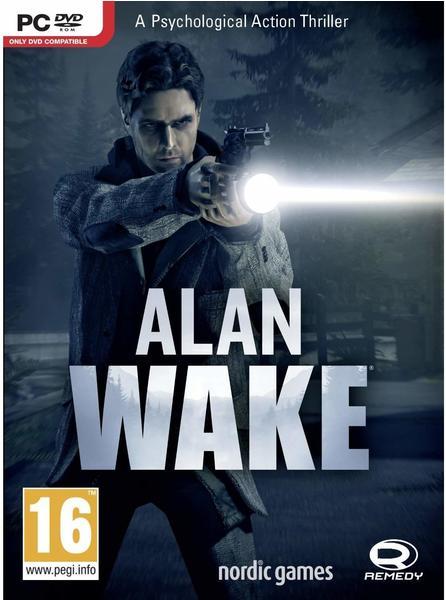 Nordic Games Alan Wake (PEGI) (PC)