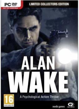 Nordic Games Alan Wake (Collectors Edition) (PC)