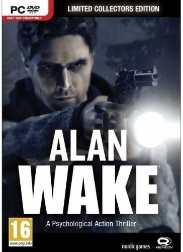 Nordic Games Alan Wake (Collectors Edition) (PC)