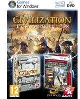Microsoft Civilization III & IV - Complete Edition (PEGI) (PC)