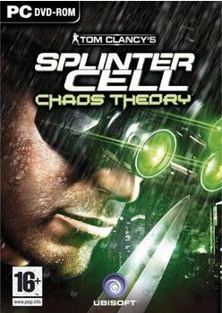 Focus Splinter Cell: Chaos Theory (PEGI) (PC)