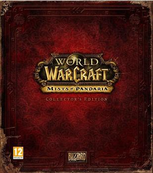 Blizzard World of WarCraft: Mists of Pandaria (Add-On) (Collectors Edition) [AT PEGI] (PC)