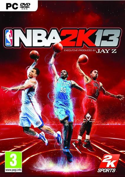 2K Sports NBA 2K13 (PEGI) (PC)