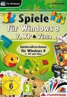 Spiele für Windows 8, 7, XP & Vista (PC)