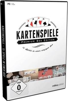 Kartenspiele Premium Box Edition (PC)