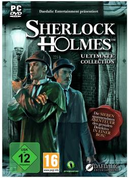 Sherlock Holmes: Ultimate Collection (PC)