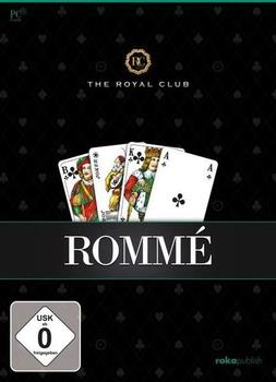 The Royal Club: Rommé (PC)