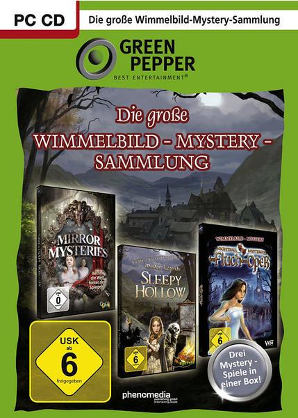 Die große Wimmelbild-Mystery-Sammlung (PC)