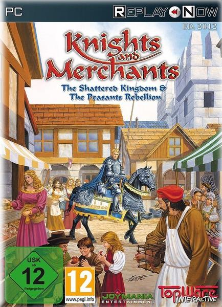 Knights & Merchants: The Shattered Kingdom + The Peasants Rebellion (PC)