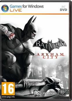 Warner Batman: Arkham City (PEGI) (PC)