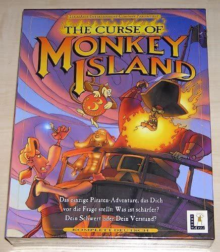 LucasArts The Curse of Monkey Island (PC)
