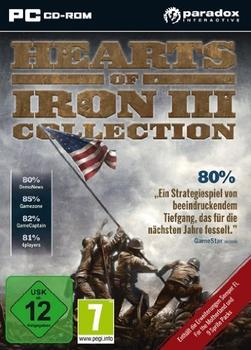 Hearts of Iron III: Collection (PC)