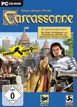 Carcassonne & Erweiterungen (PC)