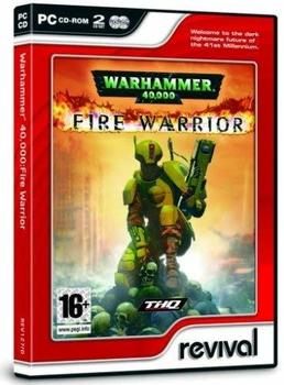Focus Warhammer 40.000: Fire Warrior (PEGI) (PC)