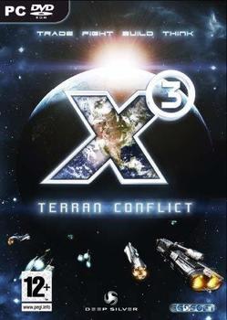 Microsoft X3: Terran Conflict (PEGI) (PC)