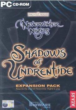 Atari Neverwinter Nights: Der Schatten von Undernzit (Add-On) (PEGI) (PC)