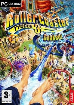 Bandai Namco Entertainment RollerCoaster Tycoon 3: Soaked (PC)