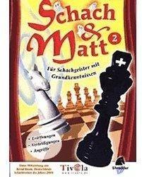 Schach & Matt 2 - Für Schachgeister mit Grundkenntnissen (PC)