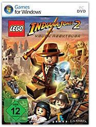 Activision Lego Indiana Jones 2: Die neuen Abenteuer (PEGI) (PC)