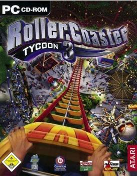 Bandai Namco Entertainment Rollercoaster Tycoon 3 (PC)