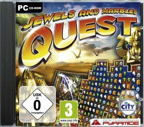Jewels and Marbles Quest (PC)