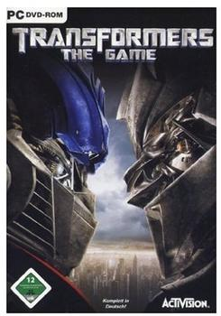 Activision Blizzard Transformers - The Game (PC)