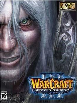 Activision WarCraft III: Frozen Throne (Add-On) (PC)