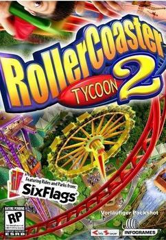 Atari RollerCoaster Tycoon 2 (ESRB) (PC)