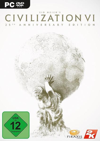 Take 2 Civilization VI - 25th Anniversary Edition (PC)