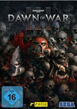 Sega Warhammer 40.000: Dawn of War III (PC)