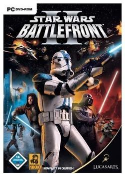 Lucasarts Star Wars Battlefront 2
