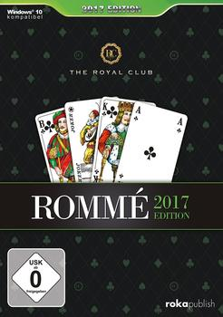 The Royal Club: Rommé - 2017 Edition (PC)