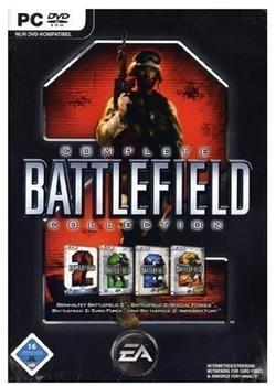 EA GAMES Battlefield 2 Complete Collection
