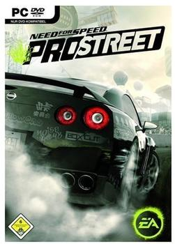 Electronic Arts Need for Speed: ProStreet (PC)