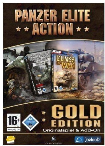 JoWooD Panzer Elite Action - Gold Edition (PC)