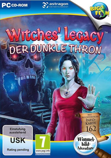 Witches Legacy: Der dunkle Thron (PC)