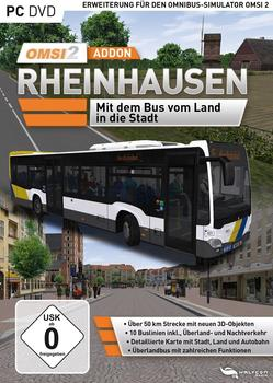 OMSI 2: Rheinhausen (Add On) (PC)