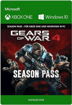 Gears of War 4: Season Pass (Add-On) (Xbox One)
