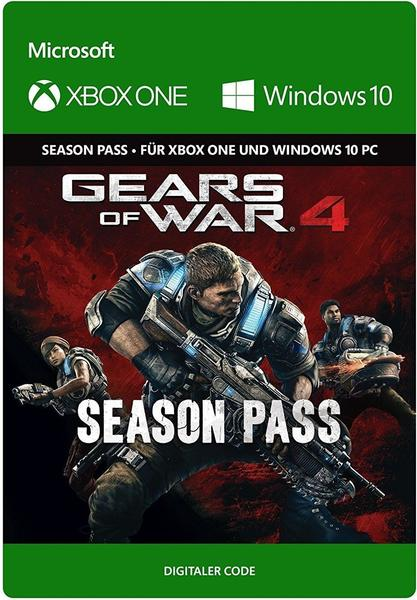 Gears of War 4: Season Pass (Add-On) (Xbox One)